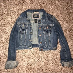 Billabong jean jacket!